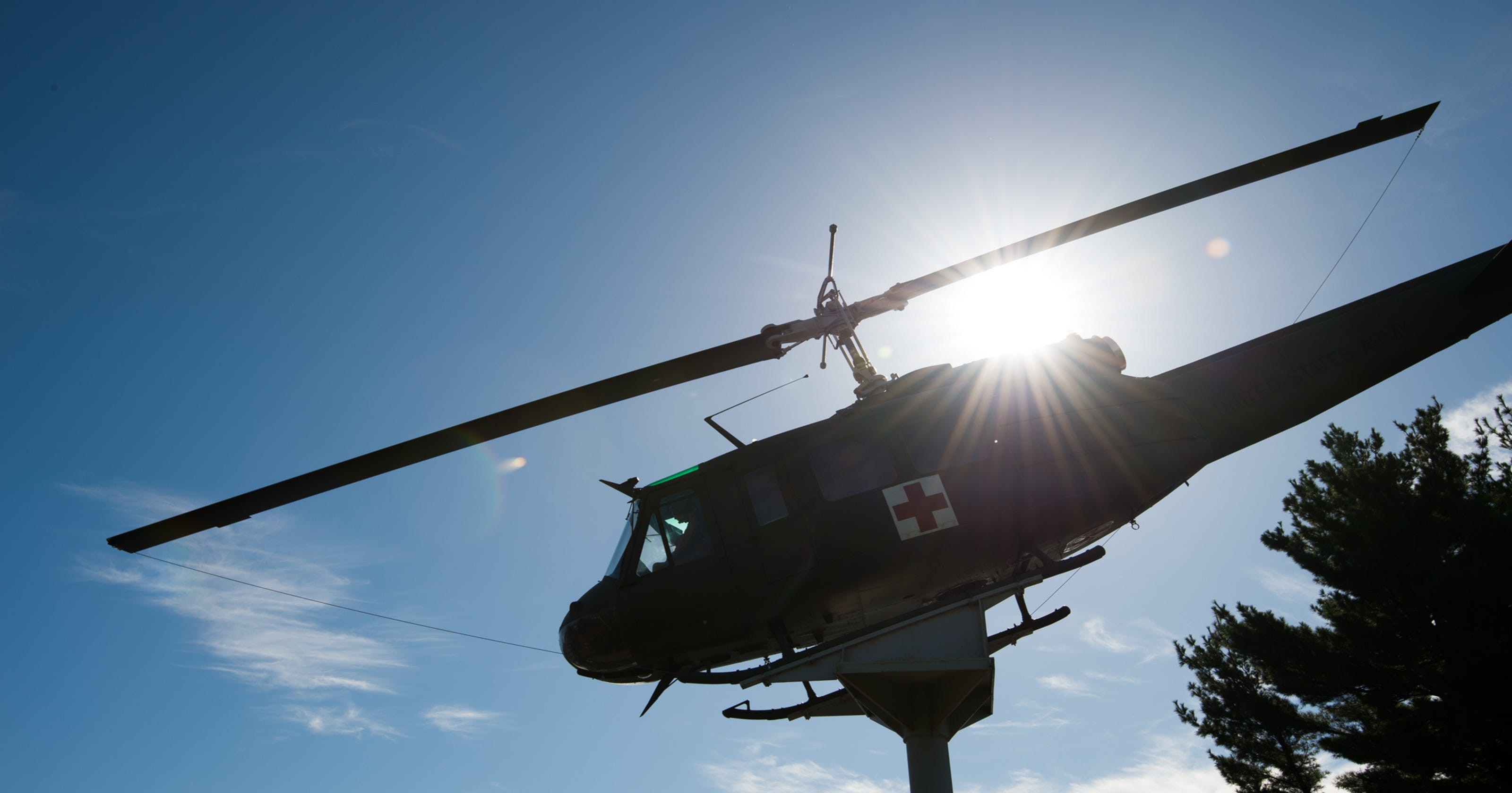 Huey pilots, crews honored for saving thousands of lives in Vietnam