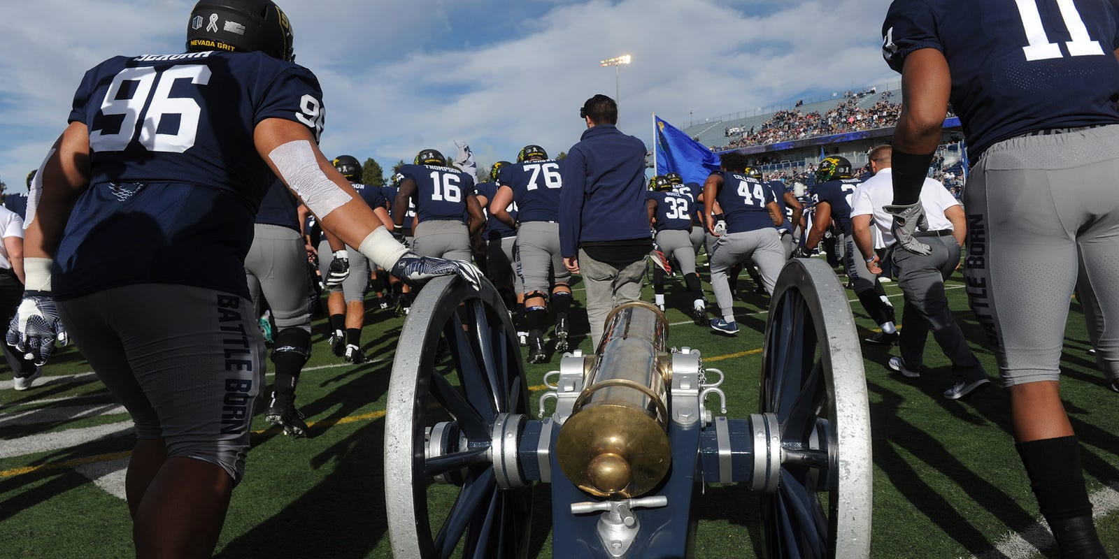 Wolf Pack Football To Celebrate 50th Anniversary Of Unlv Rivalry Game