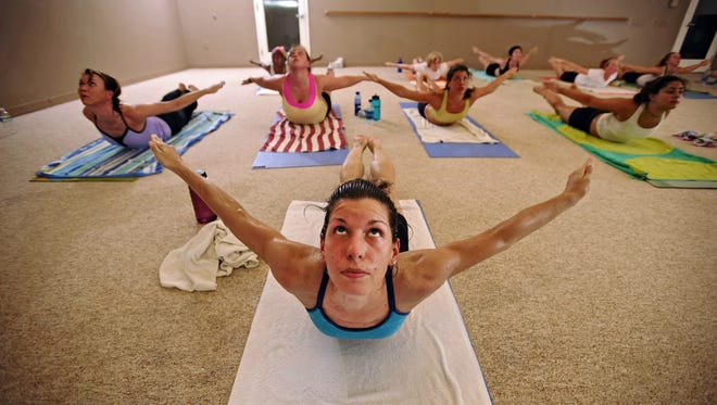 Hot Yoga of East Nashville is offering its entire 15-class Wednesday schedule for free.
