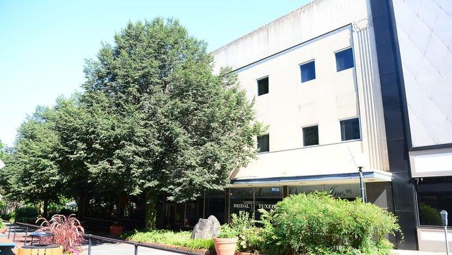 The City Center located 213 W. Main Street Salisbury, MD.