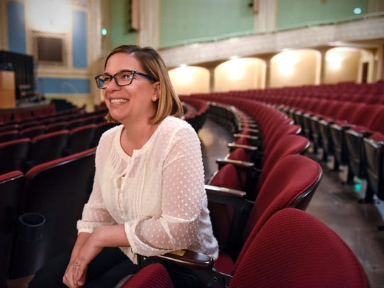 Gretchen Boulka  has started work as the director of performing arts at the Paramount Center for the Arts in downtown St. Cloud.