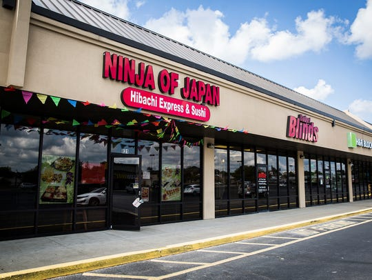 Ninja of Japan, located on Tillotson Avenue, opens