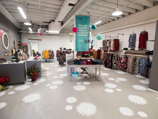 Papaya Branch Boutique recently opened at 326 Superior