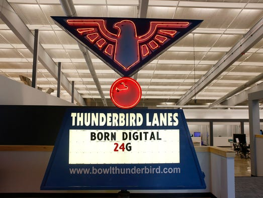 Old Thunderbird Lanes Bowling Alley Is Now Rad Office Space