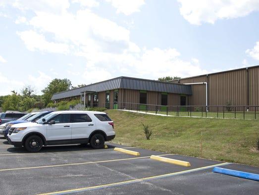 Adams County Human Services Building