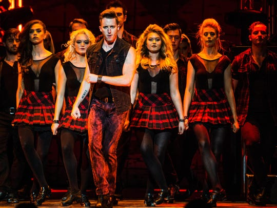 """Rockin' Road to Dublin"" combines Irish dance with a rock music spirit."
