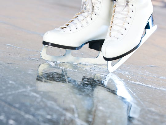 It's time to get your skates sharpened.