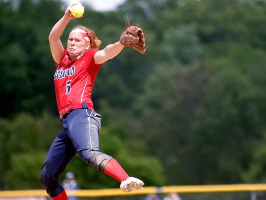 2017 Class AA State Softball Player of the Year: Paige