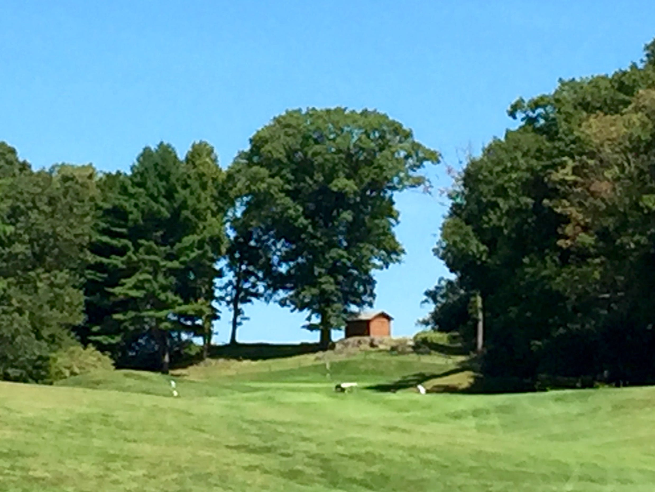 Mohansic Golf Course is the best of the five county courses in Westchester.