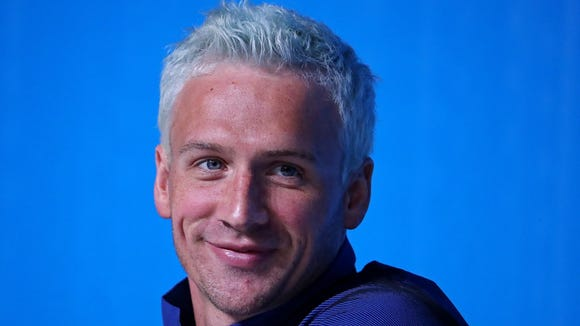 American Ryan Lochte won only medal of the 2016 Olympics