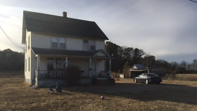 Three children were removed from this house in Mardela Springs after an investigation found they were abused, authorities say.