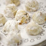 Surprise! This Christmas cookie recipe delivers a healthy dose of maple flavor