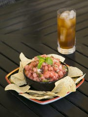 Watermelon Salsa from Robin Miller.