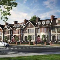 Planned $2M luxury townhouses in Birmingham aimed at empty-nesters
