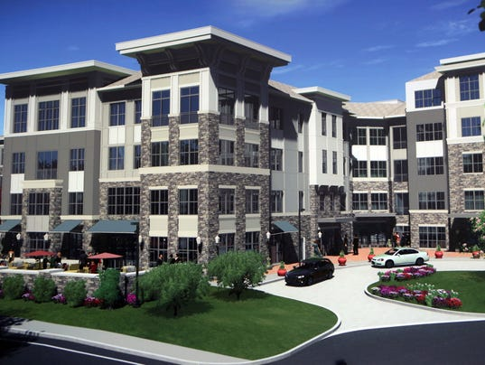 Toll Brothers Apartments Harrison
