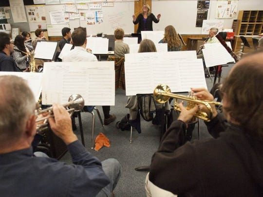 The Camarillo Community Band will perform Dec. 8 in the Camarillo Community Center.