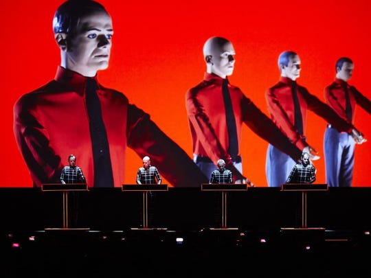 German electronic music group Kraftwerk will play the Crosstown Theatre on July 25, marking their first Memphis concert in 45 years.