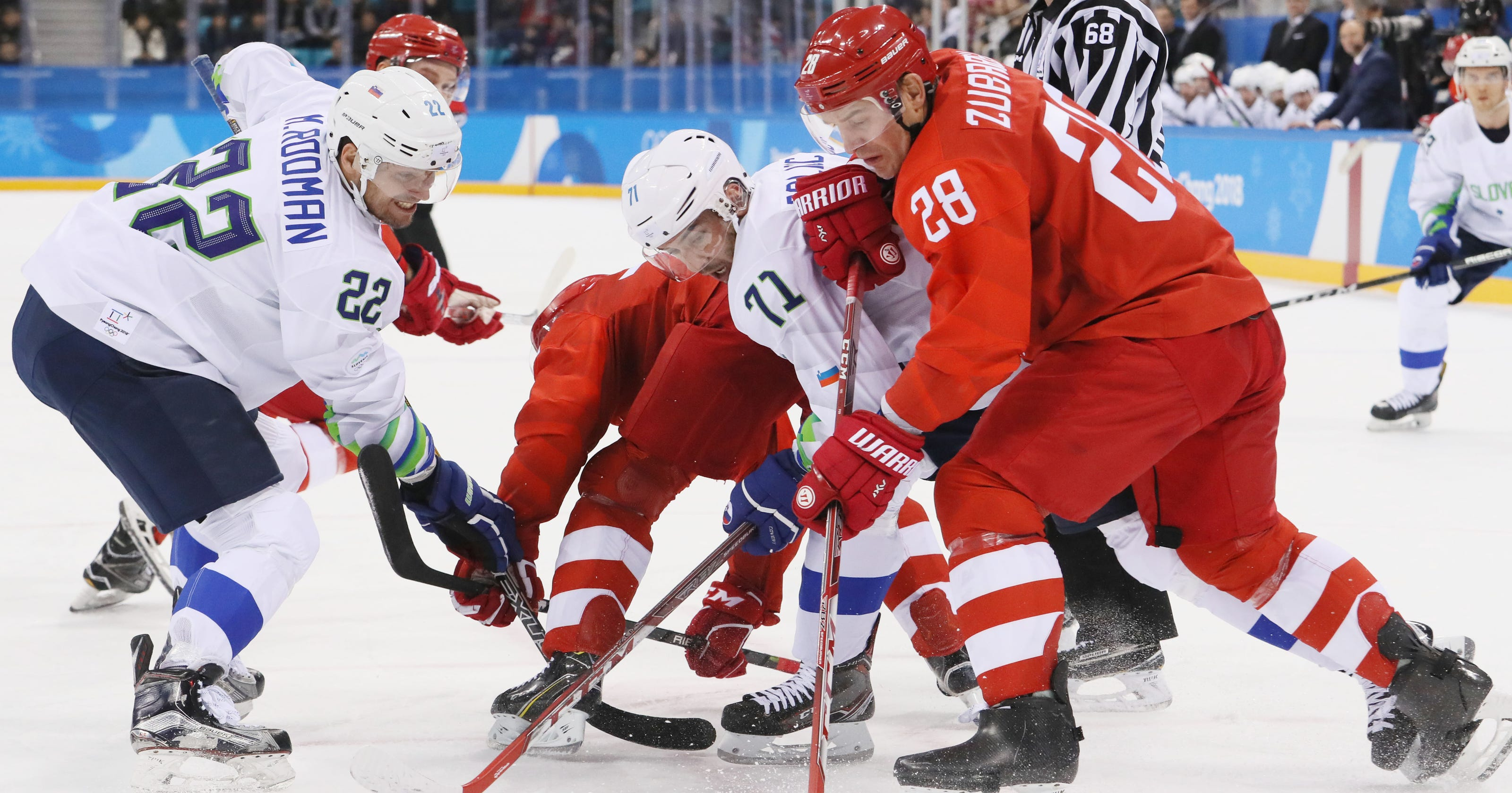 eb7de4d4f4b Hockey  Here s why no NHL players are at the 2018 Winter Olympics