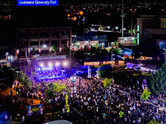 The annual Neon Desert Music Festival will take over