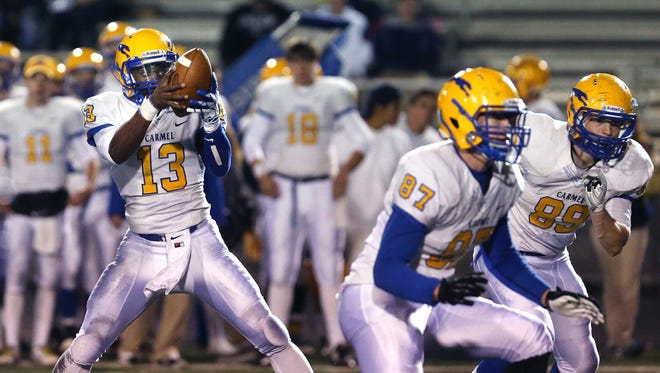 How would No. 1 Carmel fare in a one-class tournament?