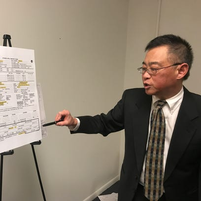 Walter Hang discusses the issues with the Dominion