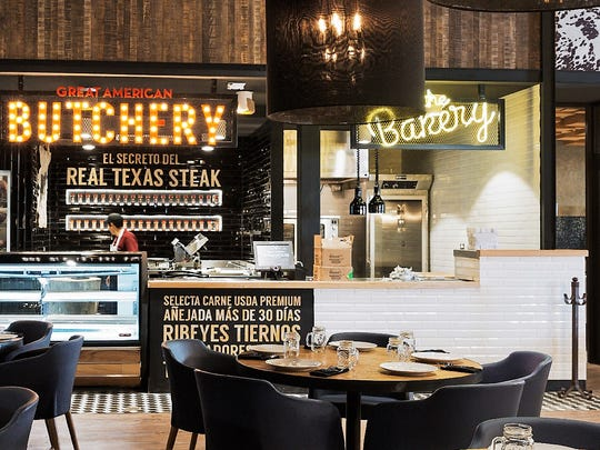 The Great American Steakhouses in El Paso will be redesigned