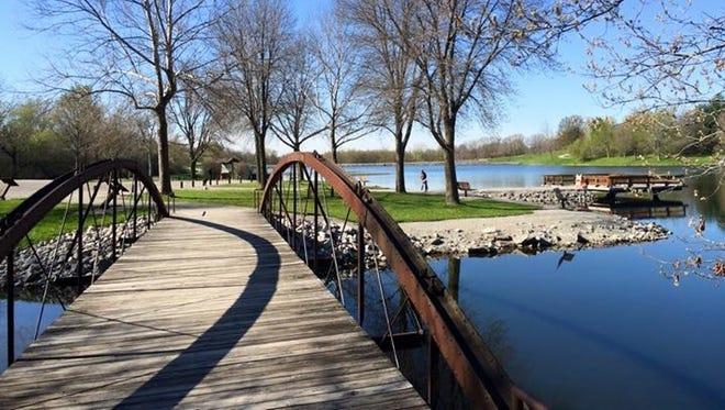 F.W. Kent County Park.