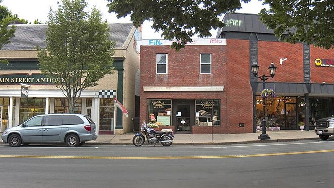Main Street in Downtown Plymouth will soon have a one-way traffic flow so restaurants can offer outdoor dining on sidewalks.