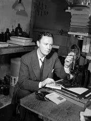 Photographer Weldon King ca. 1950