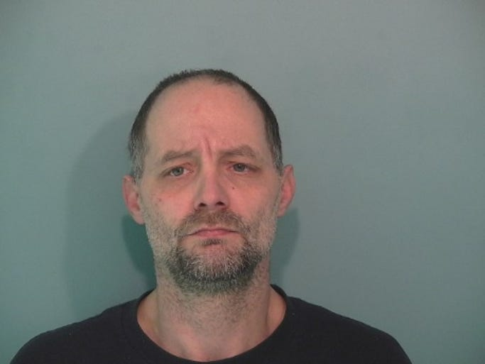 Jesse Creekmore  / Charges: Unlawful delivery of methamphetamine