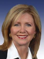 U.S. Rep. Marsha Blackburn, R-Tennessee.