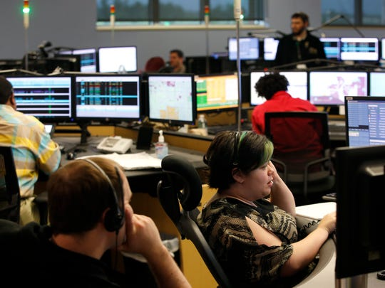 911 calls in Leon County are handled by the Consolidated Dispatch Agency.