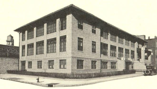 Shriner's building