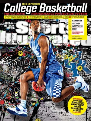 SI sees UK back in the Final Four this season.