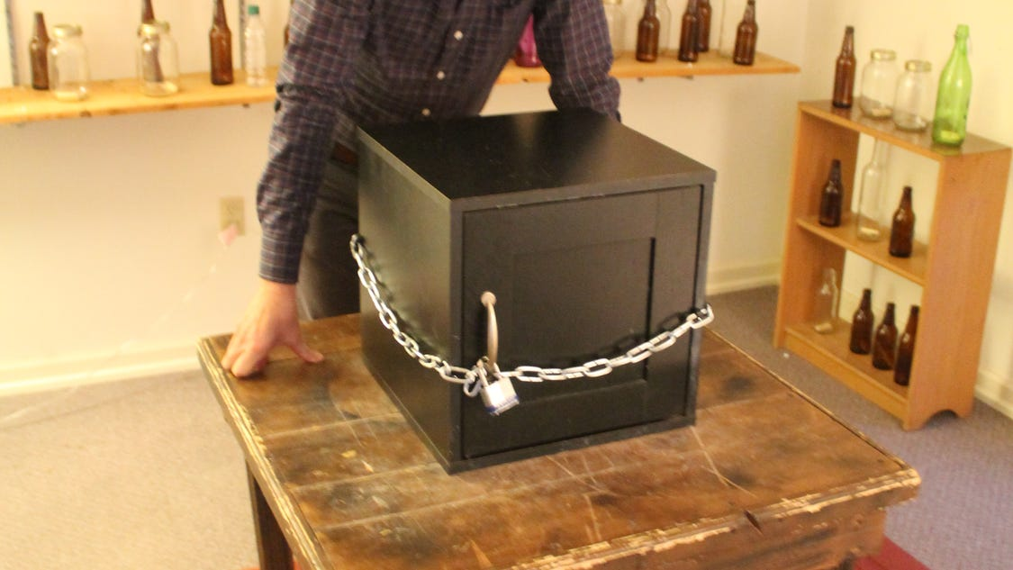Escape Rooms Cracked