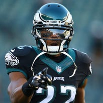 The Eagles traded cornerback Brandon Boykin to the Steelers on Saturday night for a conditional fifth-round draft pick.