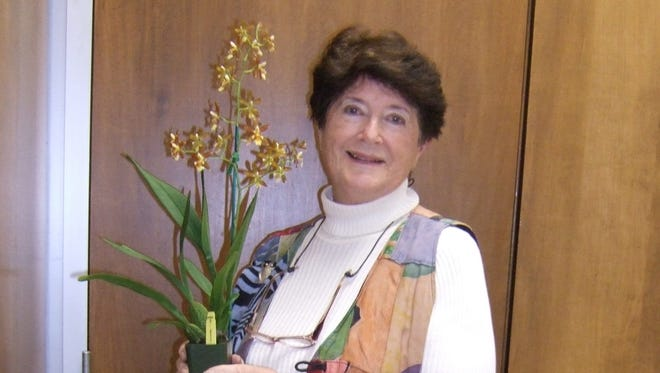 Rutgers Master Gardeners of Cumberland County named Marie Nicke of Millville as its Master Gardener of the Year for 2016.