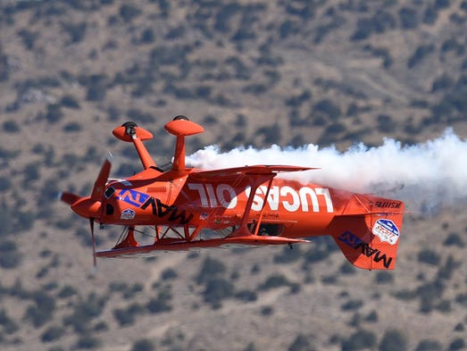 Images from the National Championship Air Races at