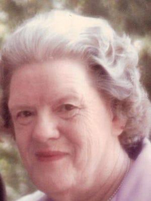 Pauline Bateman McKean, 97, of Fort Collins, died March 9, 2015.