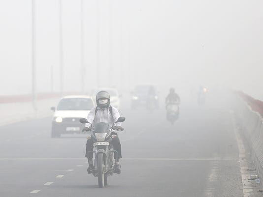 AP INDIA AIR POLLUTION I IND