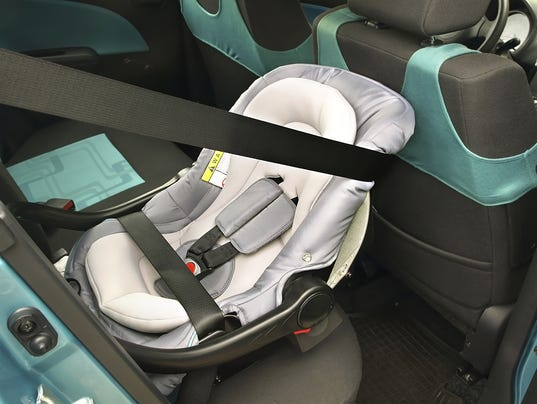 How To Take Car Seat Off Isofix Base