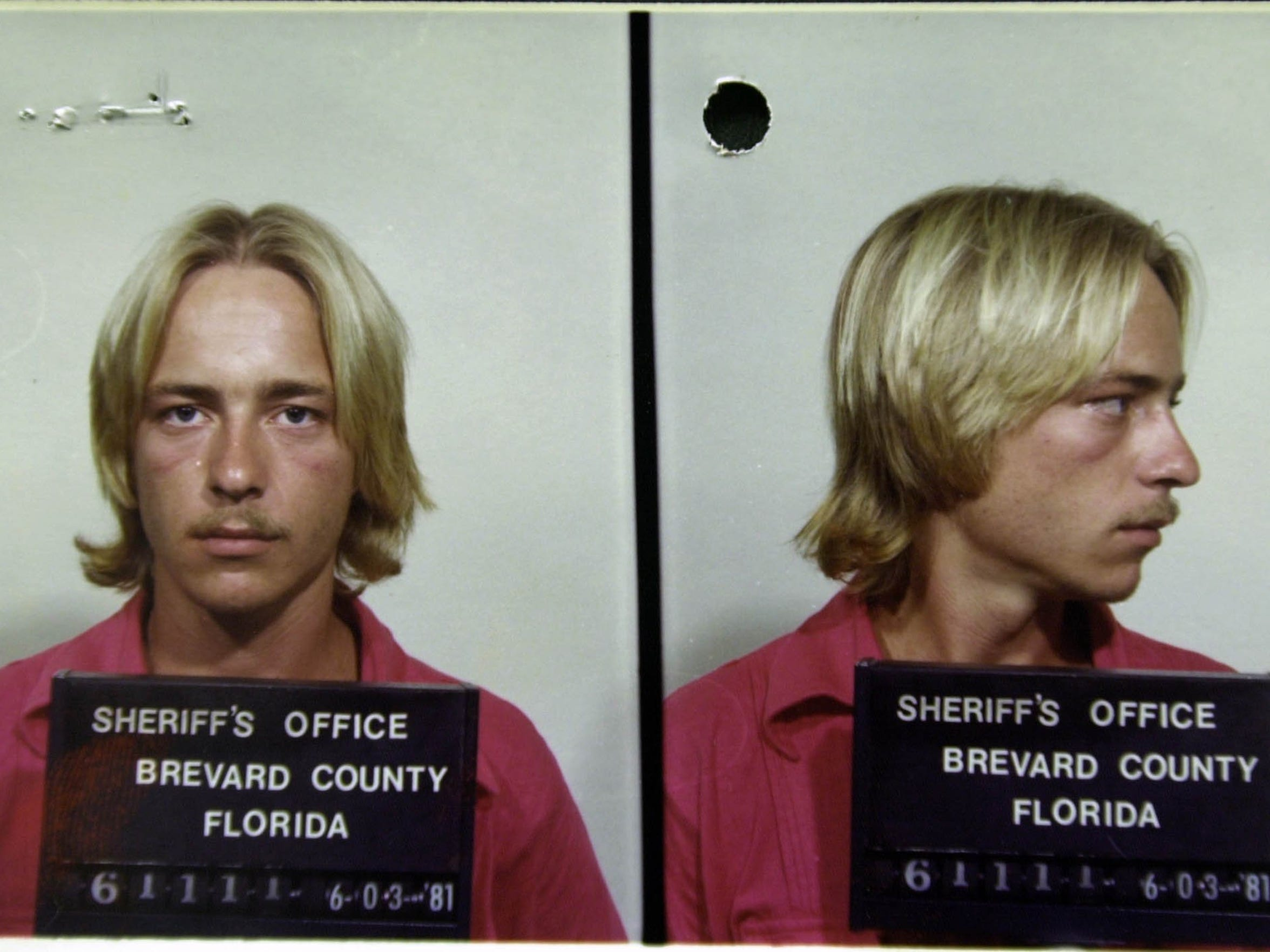 FILE: 6/23/00--This is a sheriff's department photo of Wilton Dedge, who was arrested and convicted of rape in 1984. He recently asked a judge to have his DNA tested from evidence used in the case and the judge has granted his request.