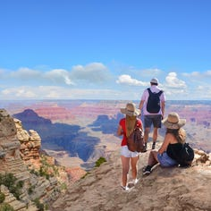 Grand Canyon has cleaner air than other national parks, study says