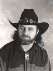 Johnny Bobo of Johnny Bobo and the Ragged Ridge Boys,
