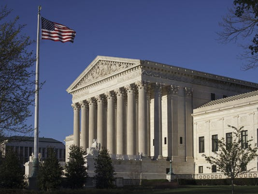 Supreme Court Redistricting