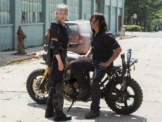 TV The Walking Dead 100th Episode (3)