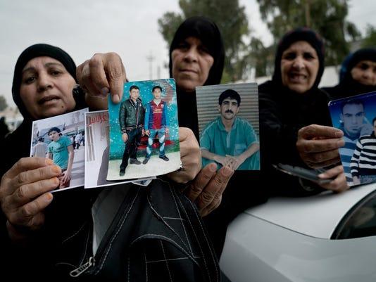 Iraq Justice For Jihadis