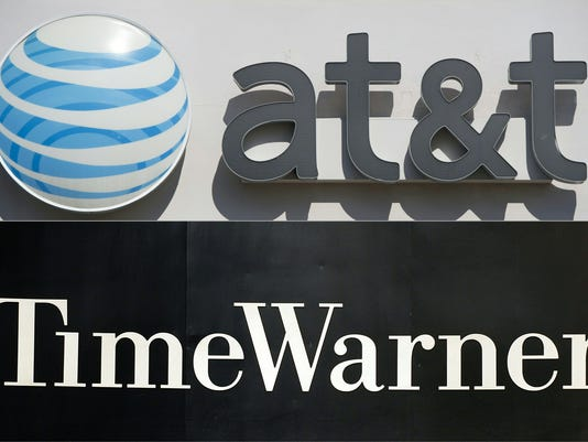 FILES-US-MEDIA-TELECOM-MERGER-ATT-TIMEWARNER