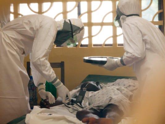 Kent Brantley Ebola doctor