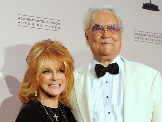 Roger Smith Dies Ann Margret Spouse And Former Heartthrob On Tvs